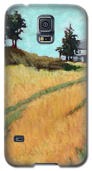Old House On The Hill Galaxy S5 Case