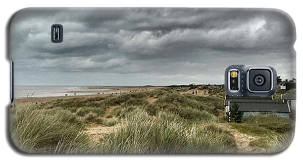 Galaxy S5 Case - Old Hunstanton Beach, North #norfolk by John Edwards