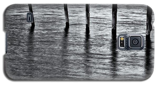 Galaxy S5 Case featuring the photograph Old Jetty - S by Werner Padarin