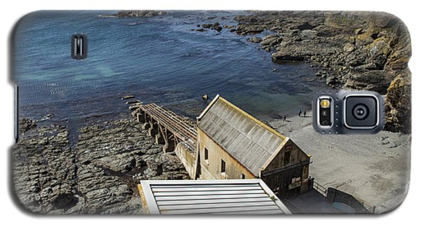 Galaxy S5 Case featuring the photograph Old Lifeboat Station by Brian Roscorla