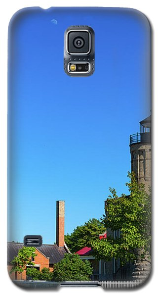 Old Mackinac Point Lighthouse Galaxy S5 Case