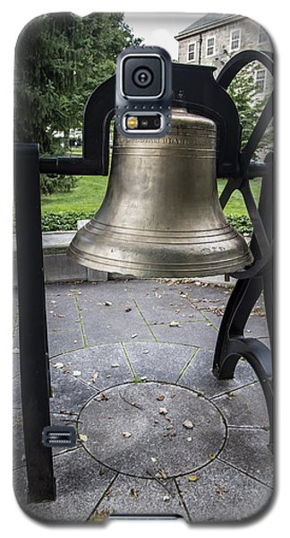 Old Main Bell  Galaxy S5 Case by John McGraw