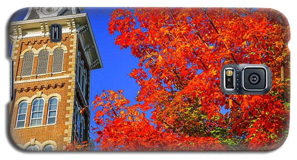 Old Main Maple Galaxy S5 Case