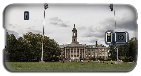 Old Main Penn State Wide Shot  Galaxy S5 Case by John McGraw
