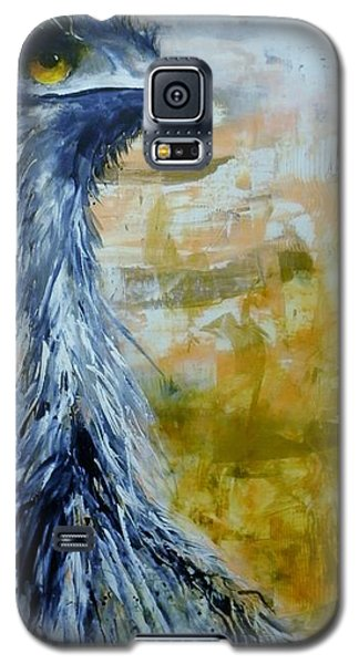 Old Man Emu Galaxy S5 Case by Lyn Olsen
