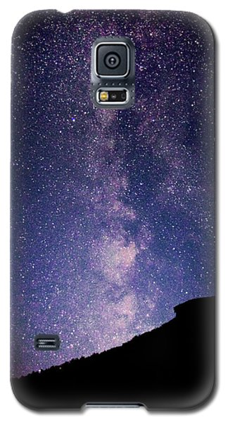 Old Man Milky Way Memorial Galaxy S5 Case