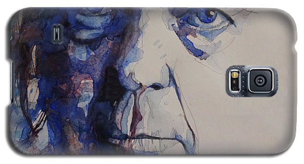 Old Man - Neil Young  Galaxy S5 Case by Paul Lovering