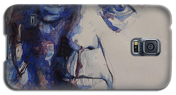 Neil Young Galaxy S5 Case - Old Man - Neil Young  by Paul Lovering