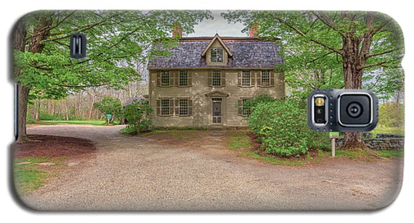 Old Manse Concord, Massachusetts Galaxy S5 Case
