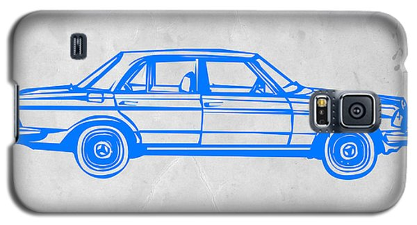 Beetle Galaxy S5 Case - Old Mercedes Benz by Naxart Studio