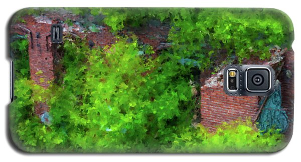 Old Mill Building In Lawrence Massachusetts Galaxy S5 Case