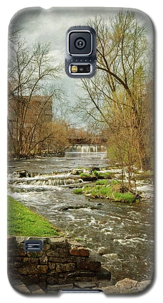 Old Mill On The River Galaxy S5 Case