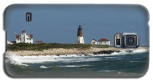Old New England Lighthouse Galaxy S5 Case