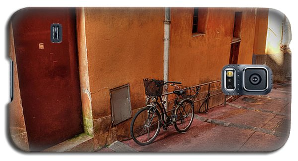 Galaxy S5 Case featuring the photograph Old Nice - Vieille Ville 006 by Lance Vaughn