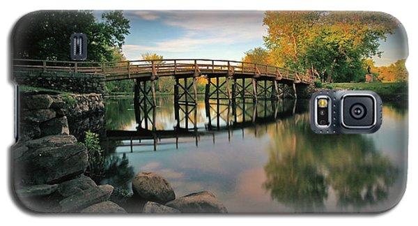 Old North Bridge Galaxy S5 Case by Rick Berk