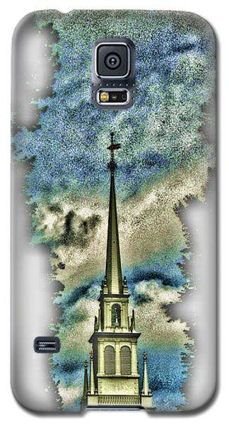 Old North Church Steeple Galaxy S5 Case