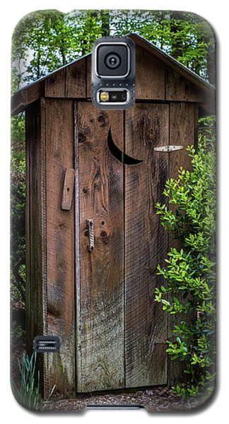 Old Outhouse Galaxy S5 Case