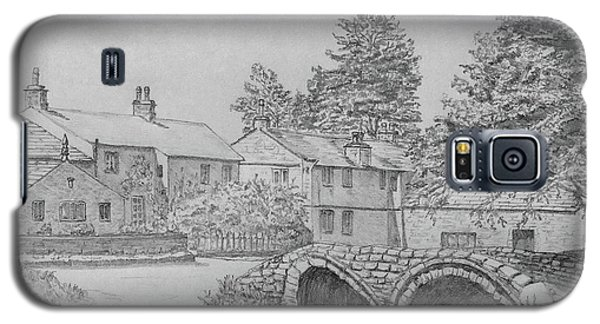 Old Packhorse Bridge Wycoller Galaxy S5 Case
