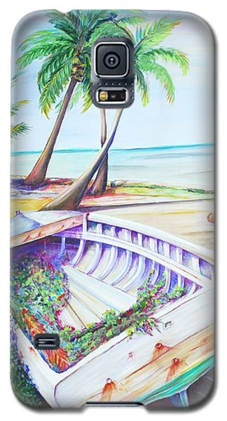 Old Paint Galaxy S5 Case