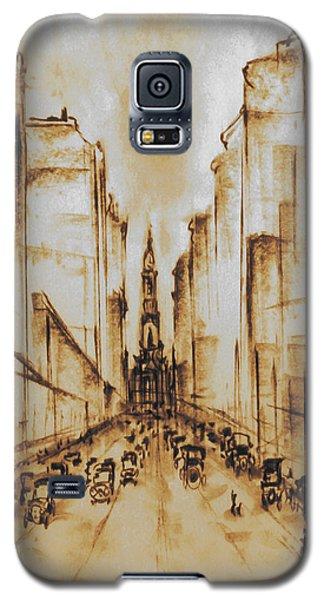 Old Philadelphia City Hall 1920 Galaxy S5 Case