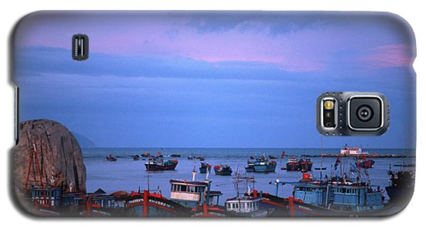 Old Port Of Nha Trang In Vietnam Galaxy S5 Case