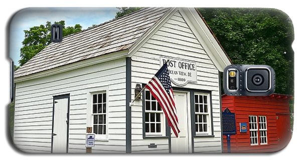 Old Post Office - Ocean View Delaware Galaxy S5 Case