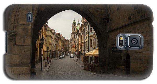 Old Prague Galaxy S5 Case