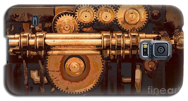 Old Printing Press Galaxy S5 Case by Ari Salmela