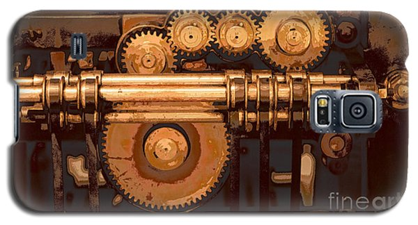 Old Printing Press Galaxy S5 Case