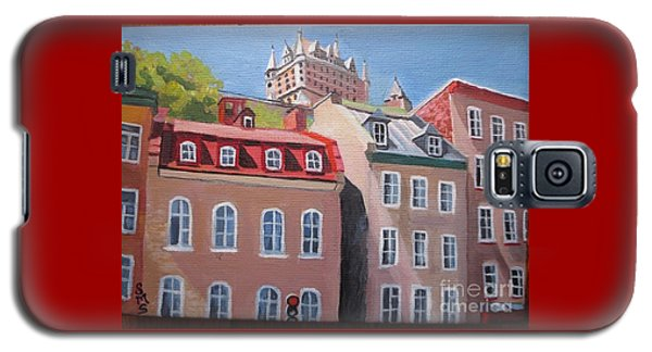 Old Quebec City Galaxy S5 Case