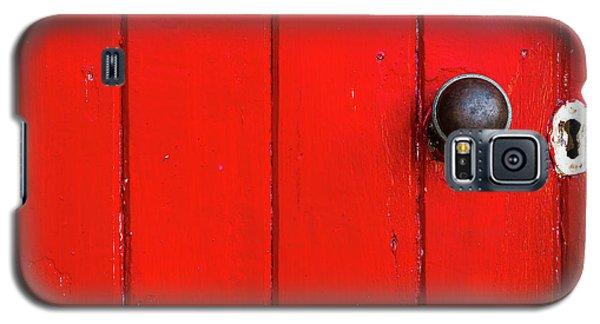 Old Red Door  Galaxy S5 Case