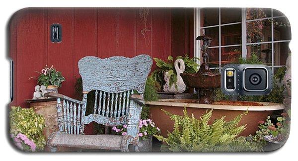Old Rockin' Chair Galaxy S5 Case