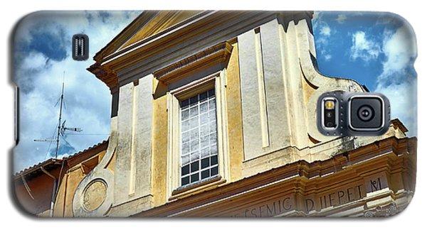 Old Roman Building Galaxy S5 Case