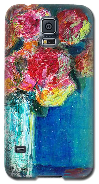Old Roses Galaxy S5 Case