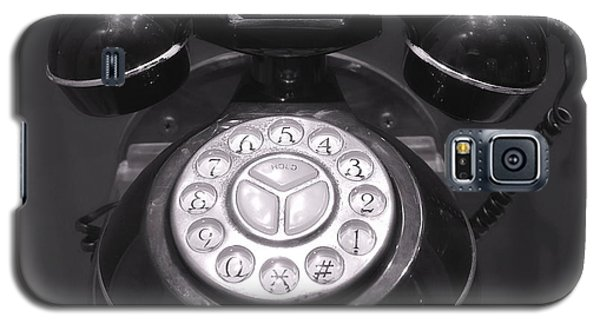 Old Rotary Dial Telephone Galaxy S5 Case