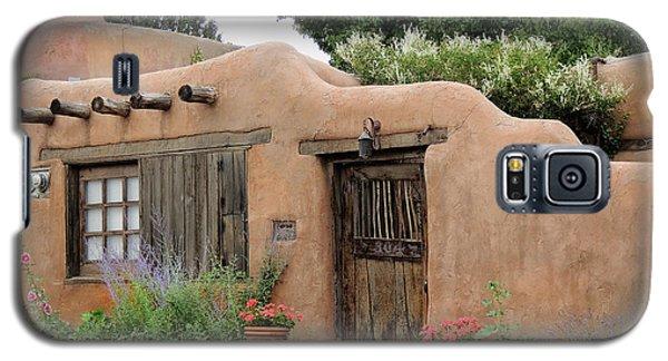 Old Santa Fe Cottage Galaxy S5 Case
