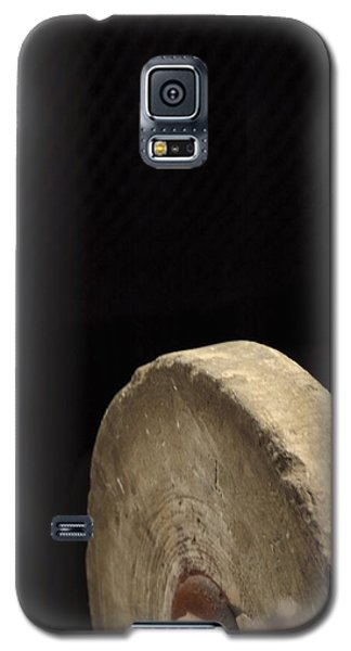 Galaxy S5 Case featuring the photograph Old Sharpening Stone by Viktor Savchenko