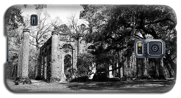 Old Sheldon Church  Galaxy S5 Case by Gary Wightman