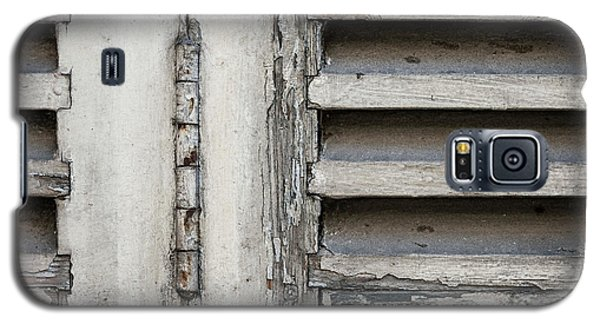 Galaxy S5 Case featuring the photograph Old Shutters by Elena Elisseeva