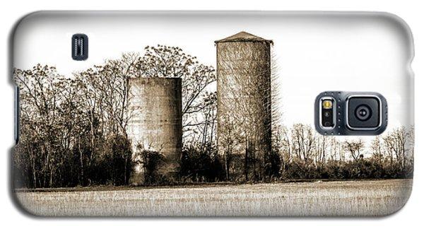 Old Silos Galaxy S5 Case by Barry Jones