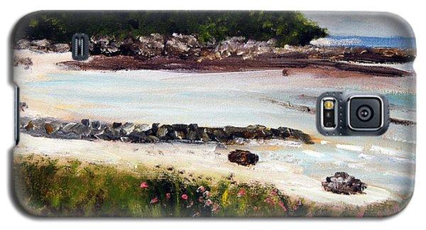 Old Silver Beach Falmouth Galaxy S5 Case