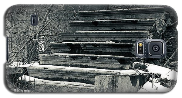 Old Stairs To Nowhere Galaxy S5 Case by Jeff Severson