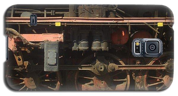 Old  Steam Train ...france Galaxy S5 Case