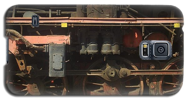 Old  Steam Train ...france Galaxy S5 Case