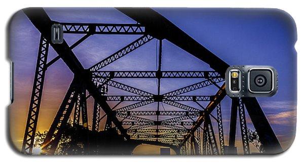 Old Steel Bridge Galaxy S5 Case