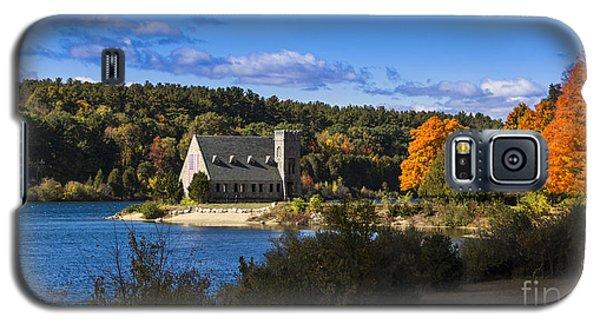 Old Stone Church. West Boylston, Massachusetts. Galaxy S5 Case