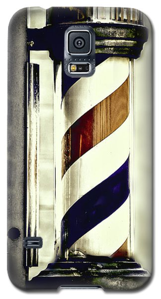 Old Time Barber Pole Galaxy S5 Case