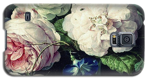 Old Time Botanical Galaxy S5 Case