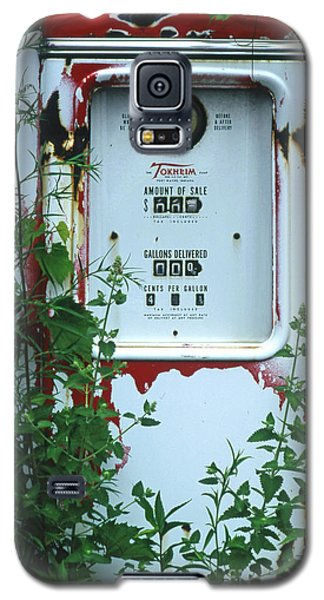 6g1 Old Tokheim Gas Pump Galaxy S5 Case