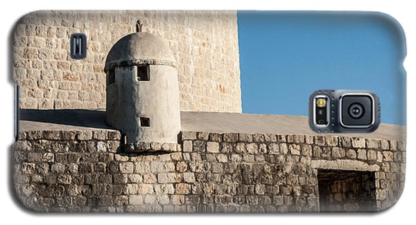 Galaxy S5 Case featuring the photograph Old Town Dubrovnik by Silvia Bruno